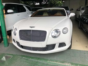 2015 BENTLEY GT Continental V12 6.0L FOR SALE