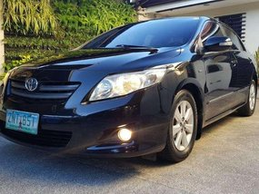 2008 Toyota Altis 1.6 G Automatic for sale