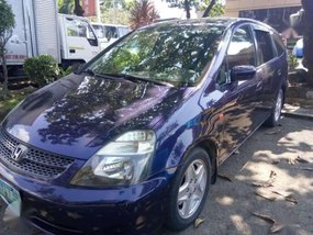 Honda Stream 2.0 gas DOHC engine