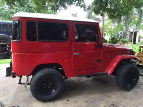 1974 Toyota Land Cuiser BJ 40 FOR SALE