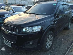 2014 Chevrolet Captiva 4x2 20 AT Diesel