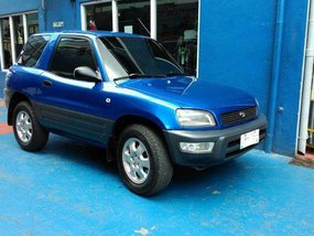 TOYOTA RAV4 2door Sports 1996 - automatic