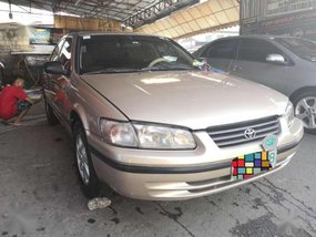 Forsale: 2001 Toyota Camry Gxe AT gasosline