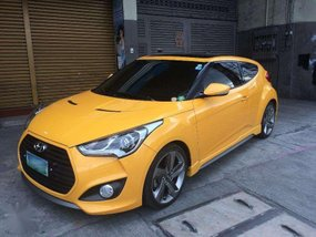 2013 Hyundai Veloster 1.6 Turbo Automatic FOR SALE