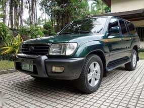 Rush sale TOYOTA Land Cruiser LC100 1998