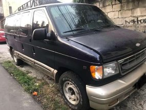 Ford E150 2001 AT Runing Cond 135K Only!