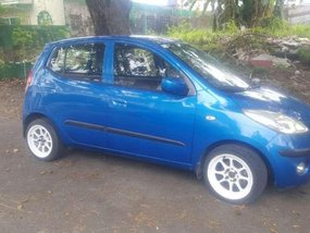 2008 Hyundai i10 First owned Manual transmission