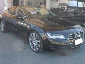 2012 Audi A7 3.0 TFSI Quatro AT Gas HMR Auto auction