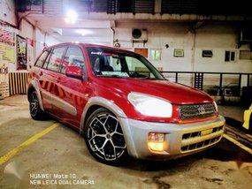FOR SALE! RUSH! TOYOTA RAV 4 ( 5 door ) 2003 model