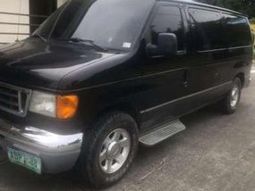Ford E150 2007 FOR SALE