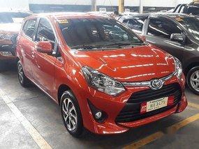 Toyota Wigo 2017 G AT for sale