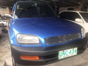 Toyota Rav4 1996 Manual 3Dr 188k Only