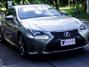 2016 Lexus RC350 for sale