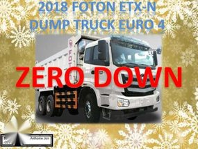 2018 Foton Promo Lowest Down Lowest Monthly or Biggest Discount