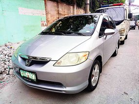 HONDA CITY  IDSI 2004 MODEL MANUAL TRANS.
