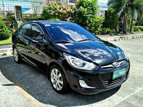 Hyundai Accent 2011 GAS Blue Limited Edition