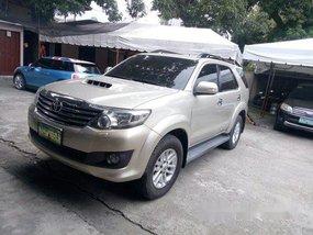 Toyota Fortuner 2013 V AT for sale
