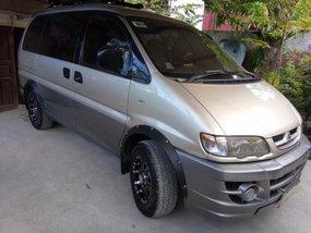 For sale Mitsubishi Spacegear a/t 2003