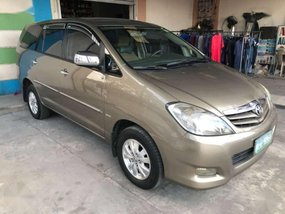 2011 Toyota Innova G automatic FOR SALE