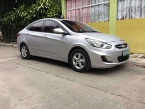 HYUNDAI Accent 2011 matic gas FOR SALE