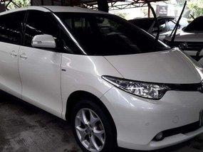 2009 Toyota Previa 2.4Q Automatic Gasoline White Pearl