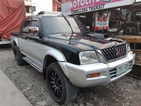 2003 Mitsubishi Strada Endeavor 4x4 automatic pick up hilux for sale