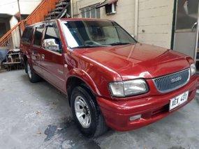 2002 Isuzu Fuego for sale