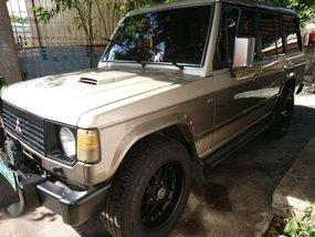 Mitsubishi Pajero Gen 1 1989 for sale