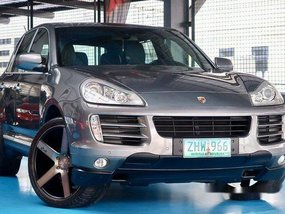 Well-maintained Porsche Cayenne 2008 for sale