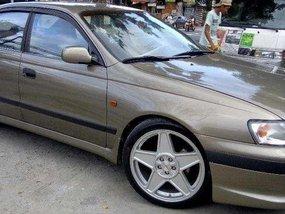 Toyota Corona Exsior 1997 Euro Version