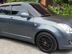 Suzuki Swift 2009 1.5L A/T Azure Grey (Lady Driven)