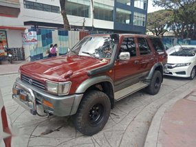 SELLING Toyota Hilux surf 1992