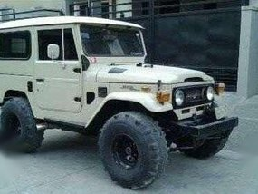 1998 TOYOTA Land Cruiser fj40 rush sale