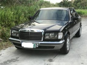 1986 Mercedes-Benz 300 for sale
