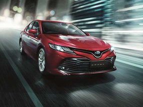 Toyota Camry 2019 to be launched in the Philippines soon