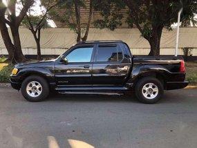 For sale: 2000 Ford Explorer Sport trac Black