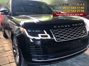 2018 LAND ROVER RANGE ROVER SUPER CHARGED FOR SALE