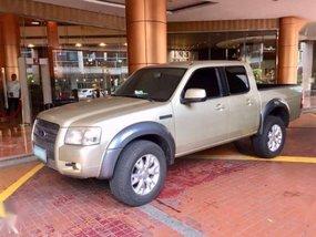 2008 Ford Ranger Trekker XLT 4x2 Diesel Automatic Pick up