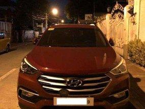 2017 Hyundai Santa Fe 2.2 GLS AT 2.2 GLS Variant