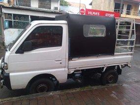 Suzuki Multicab dropside modified 2012