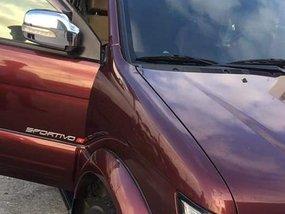 Isuzu Sportivo X 2013 for sale