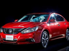 Nissan Teana 2019 facelift makes its ASEAN debut in Thailand