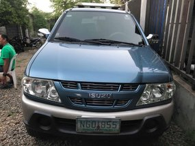 2010 Isuzu Crosswind XUV Turbo Manual Diesel