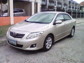 2008 Toyota Altis for sale