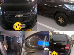 2014 Chevy Spin for sale