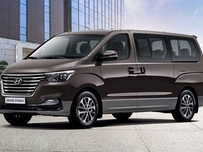 Hyundai serves the market with new deluxe Grand Starex Urban 2019, priced at P2,750k