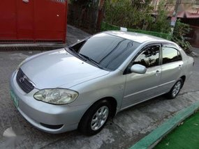 Toyota Altis e 2004 automatic all power