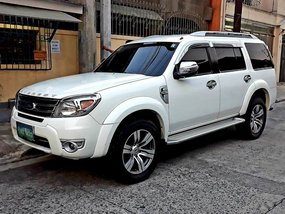 Ford Everest 2012 Manual Transmission for sale