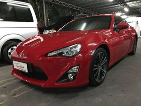 2015 Toyota GT 86 AT casa maintained for sale