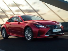 Lexus RC 350 2019 lands in Philippines with comfier design, price revealed